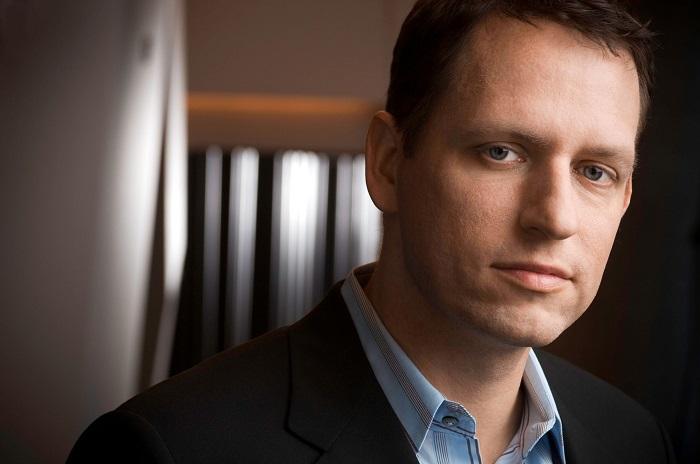 Peter Thiel vermisst die ganz großen Würfe bei Erfindungen (Foto: Campus Verlag)