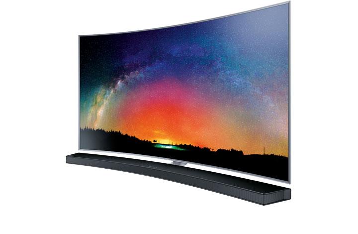 Das TV-Sortiment von Samsung bald mit Duftfunktion? (Foto: Samsung)